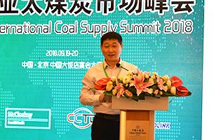 中国煤炭市场网副总裁李学刚