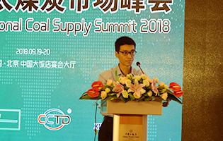 中铝国际贸易有限公司能源业务中心 副总经理肖佳华