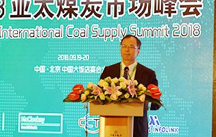 中国钢铁工业协会副会长、冶金工业规划研究院党委书记、院长李新创