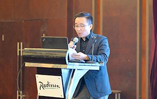 中国煤炭市场网副总裁龚大勇