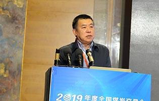 中国建筑材料联合会副会长张东壮