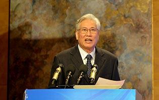 中国煤炭工业协会党委书记、副会长兼秘书长梁嘉琨