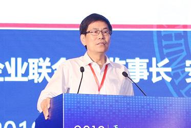中国电力企业联合会监事长安洪光