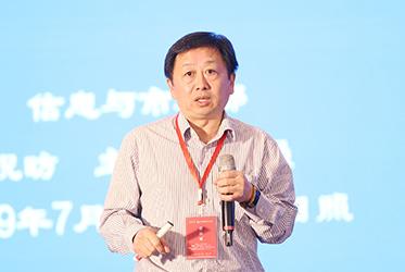 中国石油和化学工业联合会信息部主任祝昉