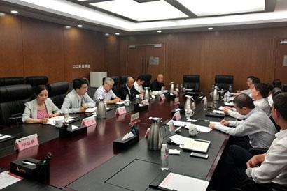 协会领导集体赴神华销售集团走访调研