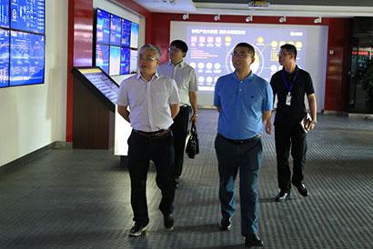杨显峰参加中国煤焦钢大会 并赴上海钢联调研