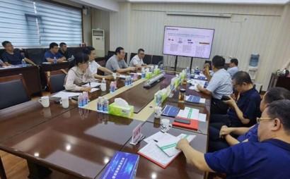 无烟煤专委会到潞安、邯矿和峰峰调研